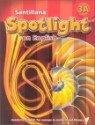 Santillana Spotlight on English 3A : Student Book + Audio CD