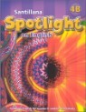 Santillana Spotlight on English 4B : Student Book + Audio CD