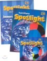 Santillana Spotlight on English 2A Set : Student Book + Immersion Workbook + Audio CD