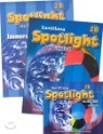 Santillana Spotlight on English 2B Set : Student Book + Immersion Workbook + Audio CD
