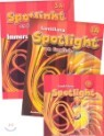 Santillana Spotlight on English 3A Set : Student Book + Immersion Workbook + Audio CD