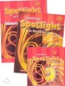 Santillana Spotlight on English 3B Set : Student Book + Immersion Workbook + Audio CD