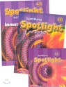 Santillana Spotlight on English 4B Set : Student Book + Immersion Workbook + Audio CD