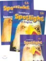 Santillana Spotlight on English 5A Set : Student Book + Immersion Workbook + Audio CD