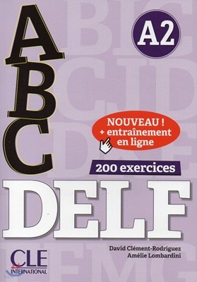 ABC Delf A2 (+CD MP3, Corriges, Livre-web)