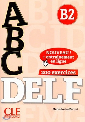 ABC Delf B2 (+CD MP3, Corriges, Livre-web)