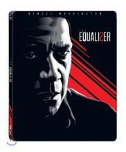 [Blu-ray] 더 이퀄라이저 2 (2Disc 4K UHD+BD 스틸북 한정판) : 블루레이