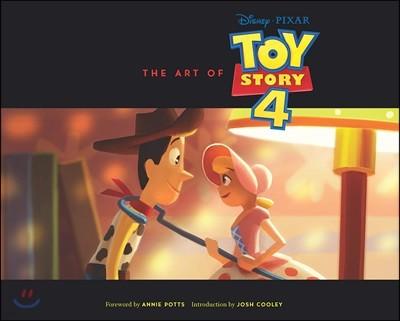 The Art of Toy Story 4 : 디즈니 픽사 토이스토리 4 공식 컨셉 아트북