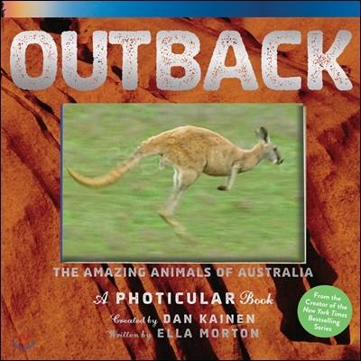 Outback (홀로그램 / 렌티큘러 북)