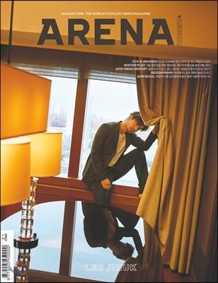 ARENA HOMME+ 아레나 옴므 플러스 (월간) : 1월 [2019]
