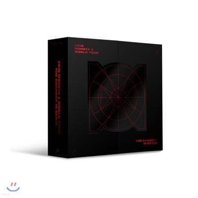 몬스타엑스 (MONSTA X) - 2018 몬스타엑스 월드투어 더 커넥트 인 서울 DVD