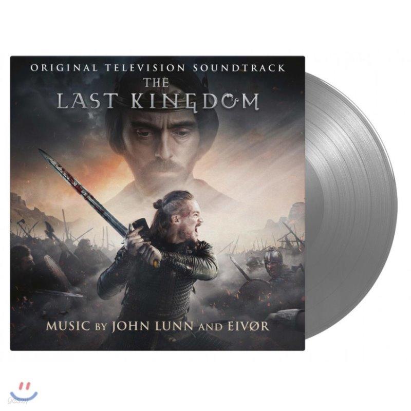 라스트 킹덤 넷플릭스 드라마음악 (The Last Kingdom OST By John Lunn & Eivor) [실버 컬러 LP]