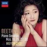 최희연 - 베토벤: 피아노 소나타 18번, 26번, 27번, 30번 (Beethoven: Piano Sonata Op. 31, 81a, 90, 109)