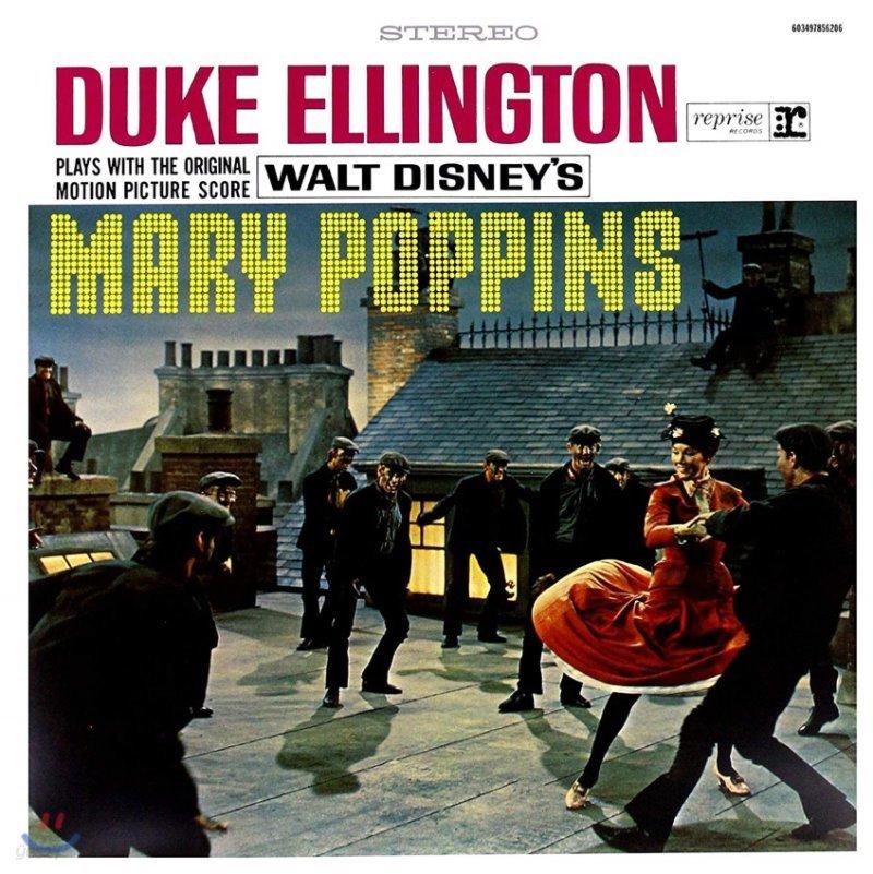 뮤지컬 `메리 포핀스` 스코어 영화음악 (Duke Ellington Plays With The Score Mary Poppins) [LP]