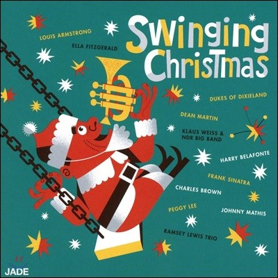 크리스마스 재즈 캐럴 모음집 (Swinging Christmas)