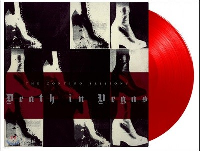 Death in Vegas (데쓰 인 베가스) - The Contino Sessions [레드 컬러 2LP]