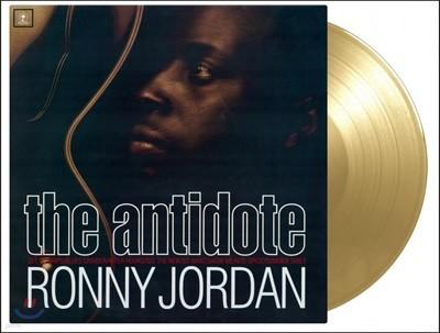 Ronny Jordan (로니 조단) - The Antidote [골드 컬러 LP]