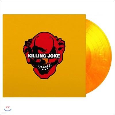 Killing Joke (킬링 조크) - Killing Joke (feat. Dave Grohl) [옐로우 & 오렌지 믹스 컬러 2LP]