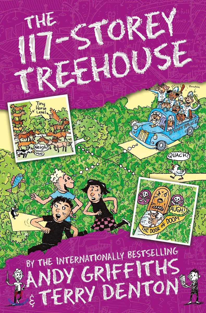 The 117-Storey Treehouse (영국판)
