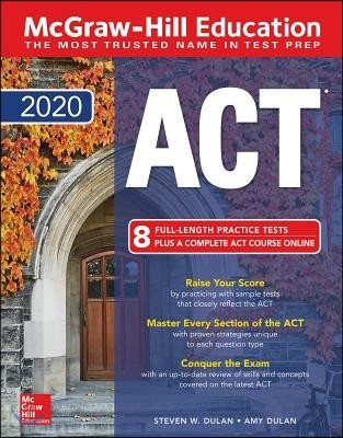 Mcgraw-Hill Education ACT 2020