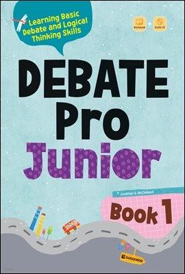 Debate Pro Junior Book 1