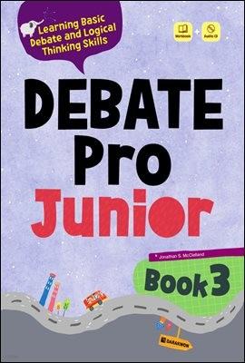 Debate Pro Junior Book 3