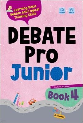 Debate Pro Junior Book 4