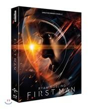 [Blu-ray] 퍼스트맨 (2Disc 4K UHD 스틸북 한정수량) : 블루레이