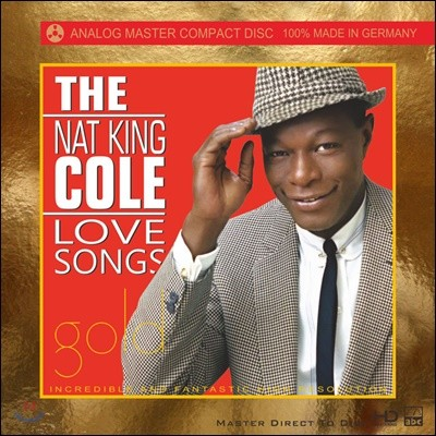 Nat King Cole (냇 킹 콜) - Love Songs (High Definition Mastering)