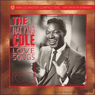 Nat King Cole (냇 킹 콜) - Love Songs 2 (High Definition Mastering)
