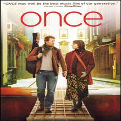 Glen Hansard/Marketa Irglova/John Carney - Once (원스) (지역코드1)(한글무자막)(DVD)(2007)