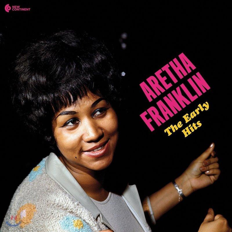 Aretha Franklin (아레사 프랭클린) - The Early Hits [LP]