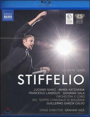 Guillermo Garcia Calvo 베르디: 오페라 '스티펠리오' (Verdi: Stiffelio)