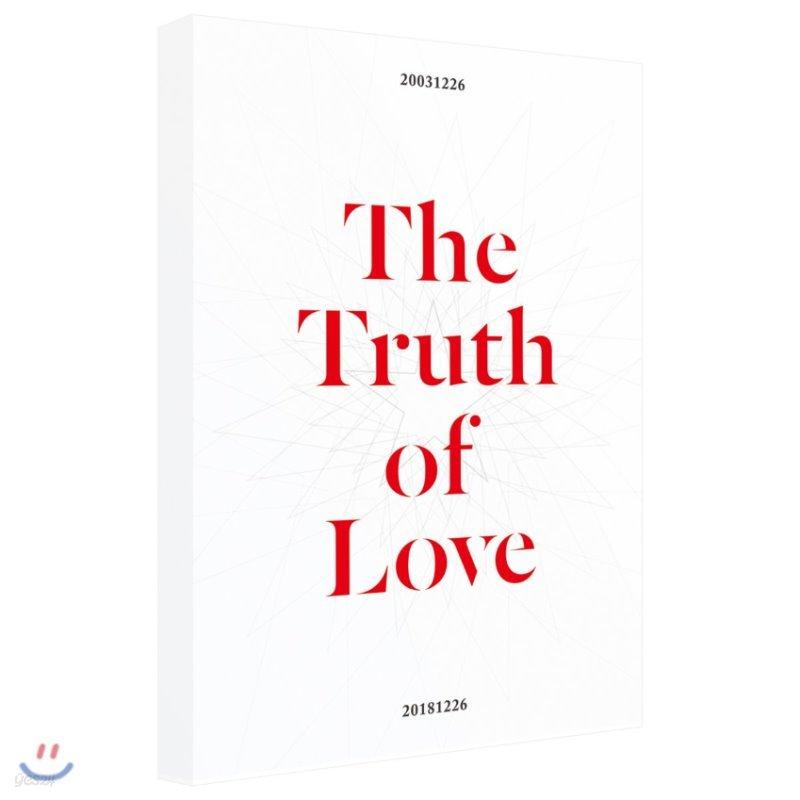 TVXQ! 2018 The Truth of Love 엽서세트
