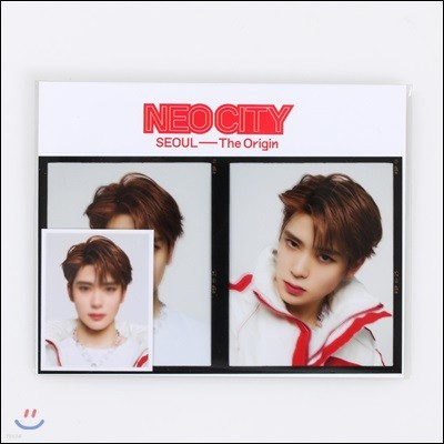 NCT 127 [NEO CITY : SEOUL - The Origin]- 필름+증명사진SET[재현]