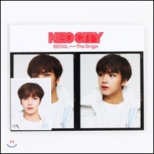 NCT 127 [NEO CITY : SEOUL - The Origin]- 필름+증명사진SET[해찬]
