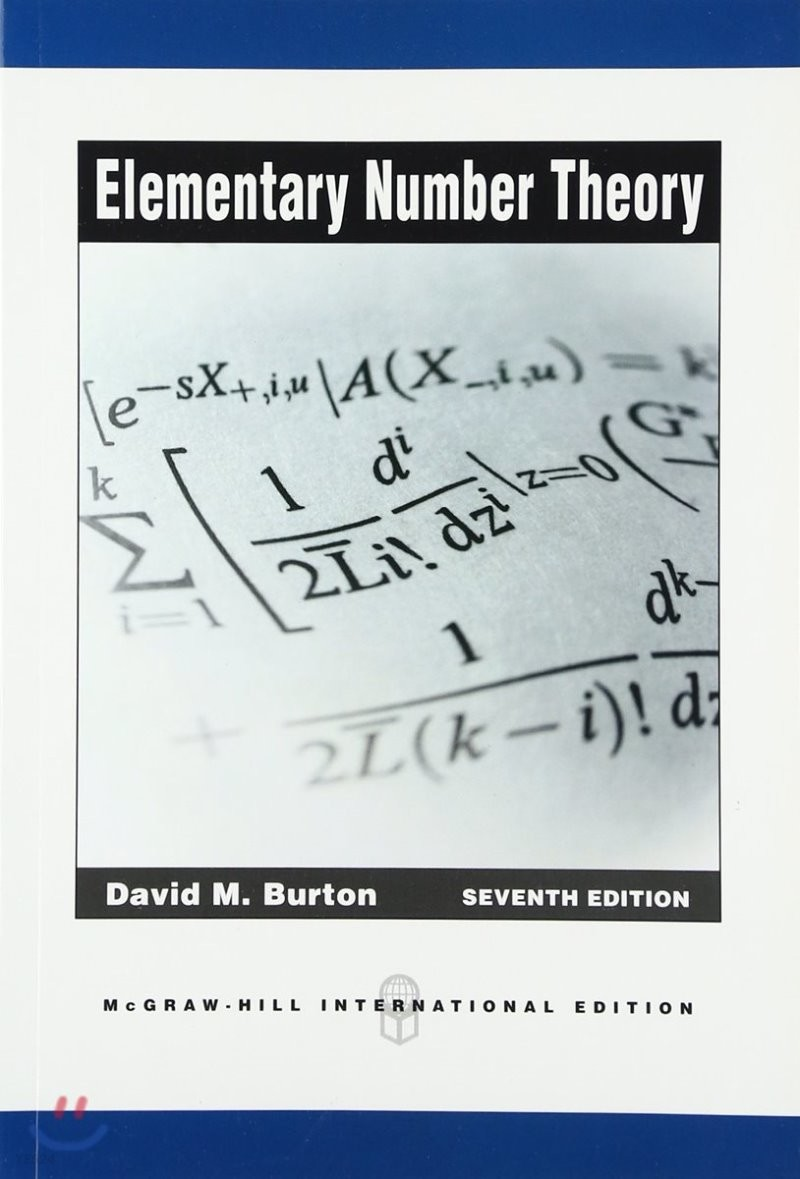 Elementary Number Theory, 7/E (IE)