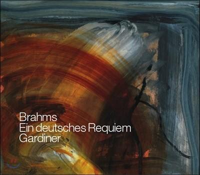 John Eliot Gardiner 브람스: 독일 레퀴엠 (Brahms: Ein Deutsches Requiem Op.45 [German Requiem]) 존 엘리엇 가디너