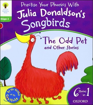 Oxford Reading Tree Songbirds Level 2 : The Odd Pet and Other Stories