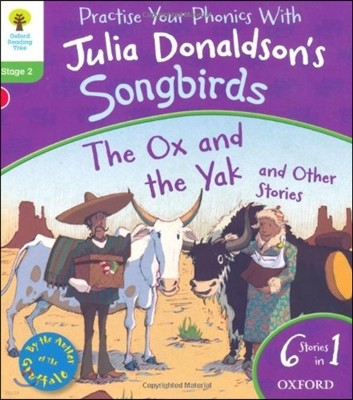 Oxford Reading Tree Songbirds Level 2 : The Ox and the Yak and Other Stories