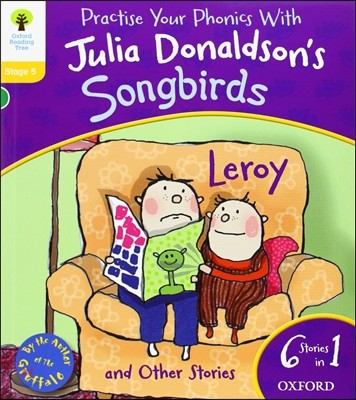 Oxford Reading Tree Songbirds Level 5 : Leroy and Other Stories