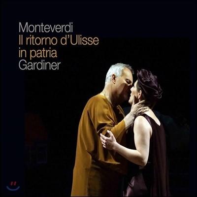 John Eliot Gardiner 몬테베르디: 율리시즈의 귀향 (Monteverdi: Il ritorno d'Ulisse in patria) [3CD]