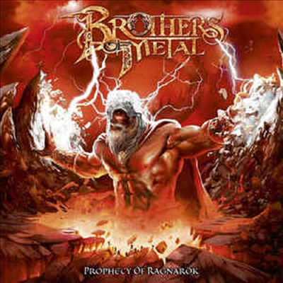 Brothers Of Metal - Prophecy Of Ragnaroek