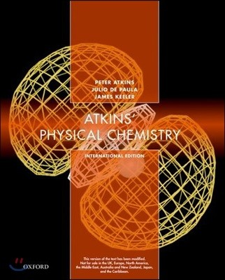 Atkins' Physical Chemistry, 11/E