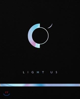 원어스 - 미니앨범 1집 : LIGHT US