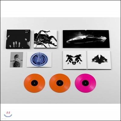 Massive Attack (매시브 어택) - Mezzanine [세 가지 컬러 3LP]