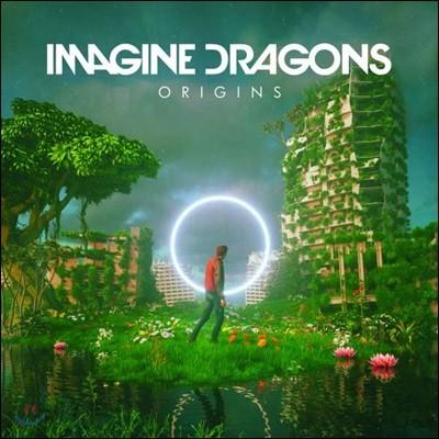 Imagine Dragons - Origins 이매진 드래곤스 정규 4집 [2LP]