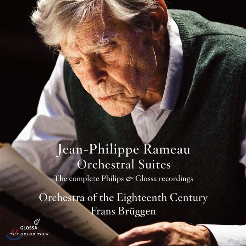 Frans Bruggen 라모: 오페라 모음곡집 (Rameau: Orchestral Suites)