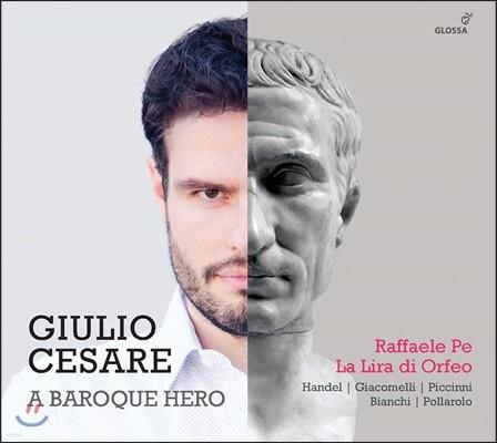 Raffaele Pe 카운터 테너 `라파엘 페` 아리아집 - 줄리오 체자레를 주제로 한 바로크 오페라 모음집