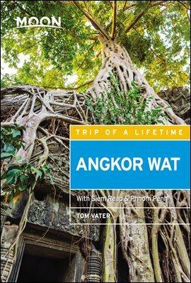Moon Angkor Wat